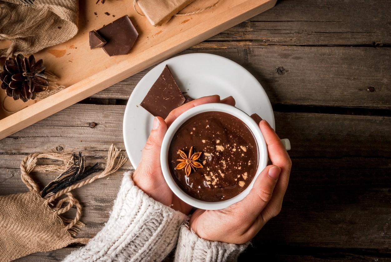 Receitas Especiais – Sonho de Inverno com café