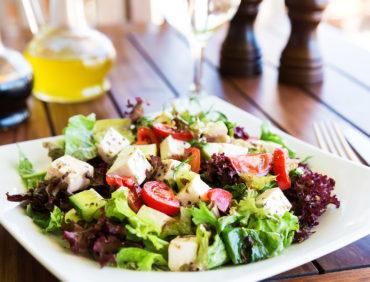 Receitas de Férias – Salada Mediterrânea